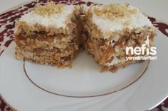 Elmalı Bisküvili Pasta – Nefis Yemek Tarifleri How to Make Apple Biscuit Cake Recipe? Turkish Sweets, Cake Recipes, Dessert Recipes, Biscuit Cake, Turkish Recipes, C'est Bon, No Bake Desserts, No Bake Cake, Sweet Treats
