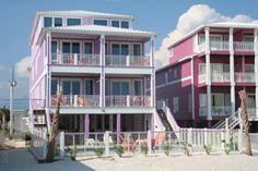 Beach Baby I Gulf Shores Vacation Duplex - East Side Rental | 6 bed 6.5 bath $5904 shared pool (beach side) 4 masters, 2 fridges