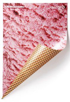 Creative Ice-cream Ad