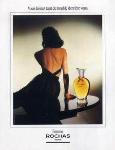 Marcel Rochas (Perfumes) 1986 Femme - http://hprints.com/Marcel_Rochas_Perfumes_1986_Femme-27102.html