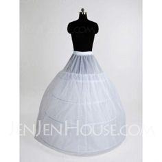 Petticoats - $20.99 - Nylon / Tulle Floor-length Wedding Petticoats (037004073) jenjenhouse.com