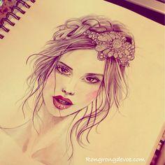 #bridalfashionillustration #bridalfashion #fashionillustration