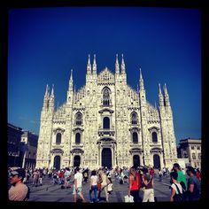 Piazza Duomo - Milano, Lombardia, Italia