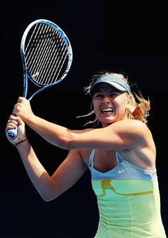 Maria Sharapova @JugamosTenis #tennis