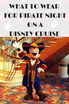 What to Wear for Pirate Night on a Disney Cruise - Pirates in the Caribbean Deck Party on Disney Cruise Line - Pirate Costumes and Accessories Cruise Travel, Cruise Vacation, Disney Vacations, Cruise Tips, Family Vacations, Vacation Destinations, Italy Vacation, Family Cruise, Disney Travel