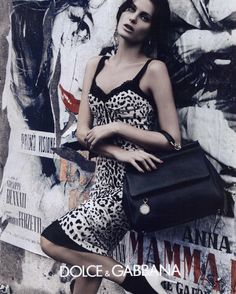 Dolce & Gabbana Ad Campaign Fall/Winter 2011