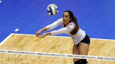 These volleyball passing and serve receive drills will help you or your players improve form, technique, footwork, and communication. Volleyball Training, Volleyball Passing Drills, Volleyball Serve, Volleyball Posters, Volleyball Skills, Volleyball Photos, Basketball Cheers, Volleyball Workouts, Coaching Volleyball