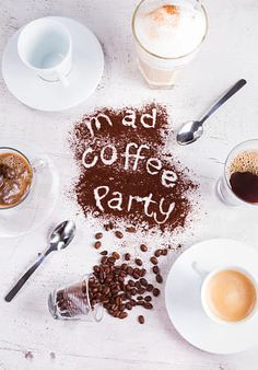 The mad coffee party