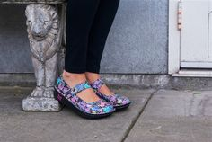Alegria Shoes Paloma in 'Woman's Best Friend' at Alegria Shoe Shop - now on Closeout!