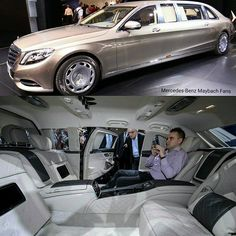 Mercedes Benz Maybach, Mercedes Benz Cars, Bus Girl, Good Looking Cars, Lux Cars, Top Luxury Cars, Benz S, Jeep Cars, Chevrolet Corvette