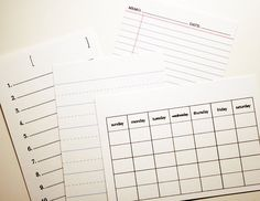 #printables journaling cards
