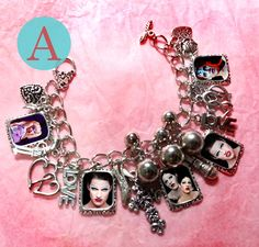 Hedwig and the Angry Inch darren criss CHaRM  bracelet by VoDoFad
