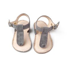 NEW IN sonatina grey gil sandals