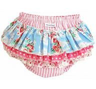 Alimrose Frilly Milly Ruffle Bloomers Pink Stripe LARGE - The cutest ruffle bloomers ever! Large is suitable from - 2 years approx. Ruffle Bloomers, Girl Inspiration, Pink Stripes, No Frills, Boho Shorts, Little Girls, Gym Shorts Womens, Fancy, Stylish