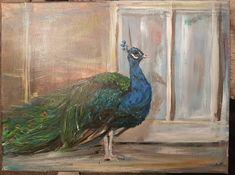 Different Media, Beginner Painting, Bird, Artist, Animals, Animales, Animaux, Birds, Artists