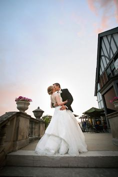 Romance.  Take advantage of beautiful, dreamy light that your wedding day has gifted you.