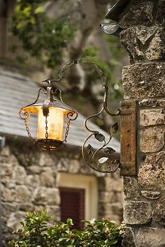 Charming outdoor light