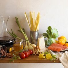 The building blocks of the Mediterranean diet are foods that are low in saturated fat, rich in healthy oils, and packed with fresh fruits and vegetables (plus exercise). But what exactly should you be eating for breakfast, lunch, dinner, and snacks? These delicious Mediterranean diet recipes will give you lots of ideas.   Health.com