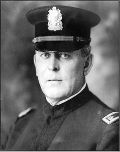 1bd07c1bcf59a Major Charles A. Sherry served as Richmond Police Chief from 1918 to 1924.  Police