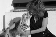I always had dogs around me and what I received, learned and absorbed was a fundamental presence for mypersonal growth. I realised that the intensity of my relationship with the dogs I had the fortune to have by my side isnot easily interpreted and understood. I think of Nettuno, Shiva, Flipper, Ringo, and now Carlotta,...