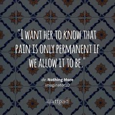 Nothing More Anna Todd #Quote