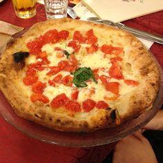 Starita #Napoli, Campania. La migliore pizza di Napoli...per me è qui!!!