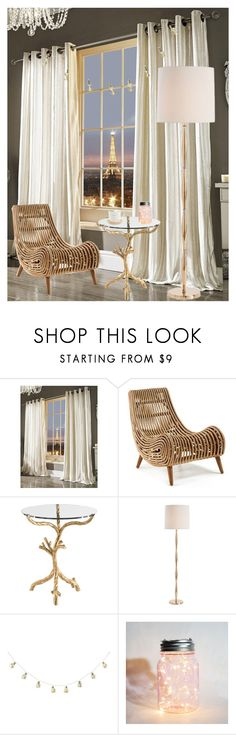"""home time✅"" by fatimaalili ❤ liked on Polyvore featuring interior, interiors, interior design, home, home decor, interior decorating, Kylie Minogue, Bernhardt and Arteriors"