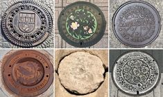 Manhole covers: a window into a city's soul – in pictures As Calgary begins phasing in artist-designed manhole covers, here are some of the best from around the world Cities is supported by World Cities, Cover Design, City, Pictures, Metal, Calgary, Instagram, Beautiful Things, Window