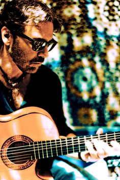 Al Di Meola - If you've never heard of him, you should look him up. Amazing guitarist.