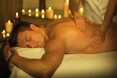 Los aceites esenciales en los masajes