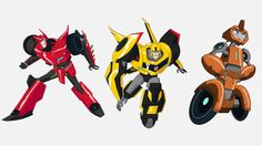 Hasbro to Launch 'Transformers: Robots in Disguise' Show in Spring 2015…