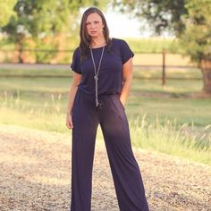 Best Way To Safeguard Your Investment Decision - RV Insurance Policies Knoxville Jumpsuit In Navy - Southern Mess Boutique Fall Fashion Trends, Winter Fashion, Boutique Clothing, Fashion Boutique, Graduation Look, Fall Heels, Dressy Tops, Fashion Quotes, Summer Tops