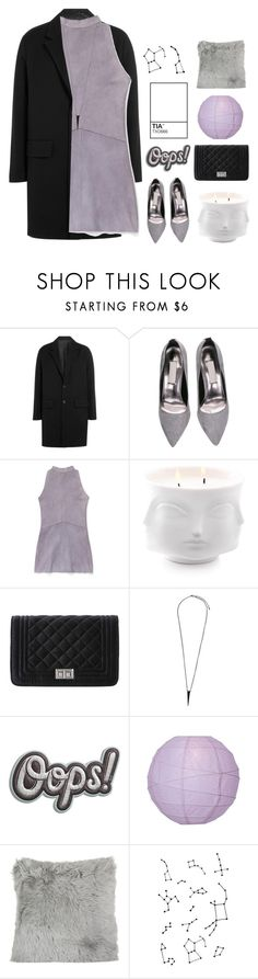 """""""you should be honored by my lateness, that i would even show up to this fake shxt"""" by crystalyze ❤ liked on Polyvore featuring AMI, Rebecca Minkoff, Jonathan Adler, Pieces, Anya Hindmarch, Natures Collection, Minimalist and minimalism"""
