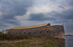 De Ark van Noach in Dordrecht, The Netherlands by dutchmanpieter2003, via Flickr