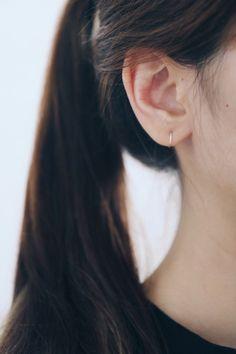10mm Cartilage Hoop Earring, Hoop Earring, Cartilage Hoops, Small Hoop Earring, Silver Hoop Earring, Cartilage Earring, Thin Cartilage Hoop