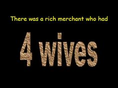 Merchant with 4 wives
