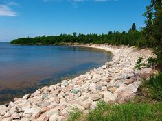 The most beautiful pictures of Victoria Beach, Manitoba, Canada: Arthur Beach