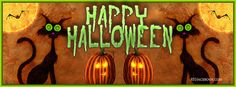 Halloween Facebook Timeline Covers