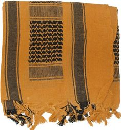 Burnt Gold Military Shemagh Arab Tactical Desert Keffiyeh Scarf Army  Universe http   www e2367322ca