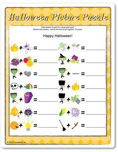 halloween themed scattegories type activity classroom freebies activities and learning activities