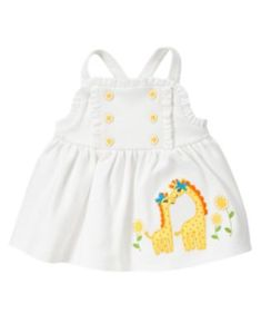 Gymboree Daisy Giraffe