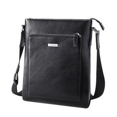 246a6622cc99 JD-Jetrs 2015 new cowhide leather shoulder messenger bag men s casual vertical  section documents ipad package
