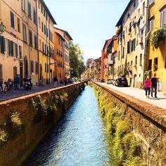 Lucca Italy, Tuscany Italy, Old Town Italy, Italy Street, Italy Holidays, Elba, Holiday Destinations, Italy Travel, The Good Place