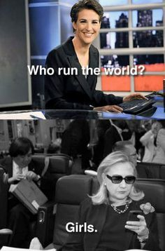 Who run the world ? Qui mène le monde ?