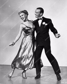 photo Ginger Rogers Fred Astaire film The Barkeleys of Broadway 884-14