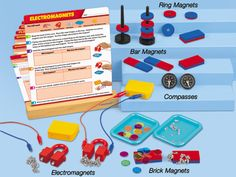 Magnet Activity Lab at Lakeshore Learning $50