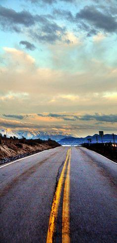Frontage Road, Lehi, Utah