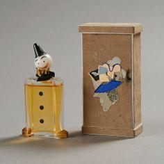 """Vigny - """"Be Lucky"""" - (1925) - modèle dessiné par Michel De Brunhoff (1892-1958) et édité par Baccarat -"""