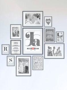 Inspiratie voor onze trouwfoto's: printcandy