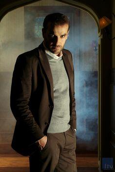 Héctor de la Vega (Luis Merlo) - el Internado
